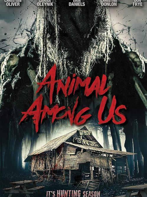Animal Among Us DVD