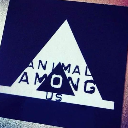 LIMITED EDITION Animal Among Us Stickers