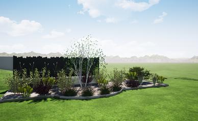 création jardin Morlaas