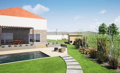 conception jardin Soumoulou