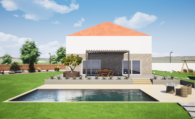 création jardin Soumoulou