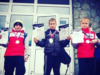 18 октября проходил Чемпионат и Первенство Новосибирской области по тхэквондо МФТ.