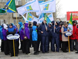 XXI зимние сельские спортивные игры Новосибирской области