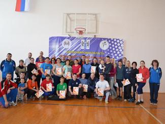 Первый зимний фестиваль «ГТО» Новосибирского района