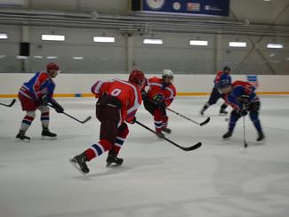 Зональный этап по хоккею XXI зимних сельских спортивных игр