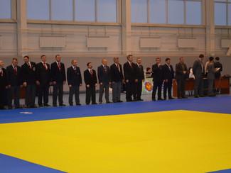 XXXIV Всероссийские соревнования по дзюдо среди мужчин и женщин «Дружба народов».