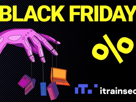 Black Friday Deal Is Available until December 1!