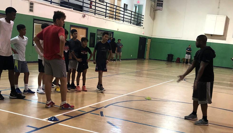 Speed & Agility Training (Basketball)