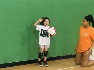 Youth Volleyball Development Program