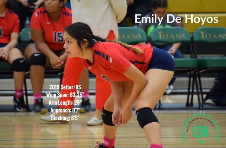 Emily DeHoyos Schreiner Univ.
