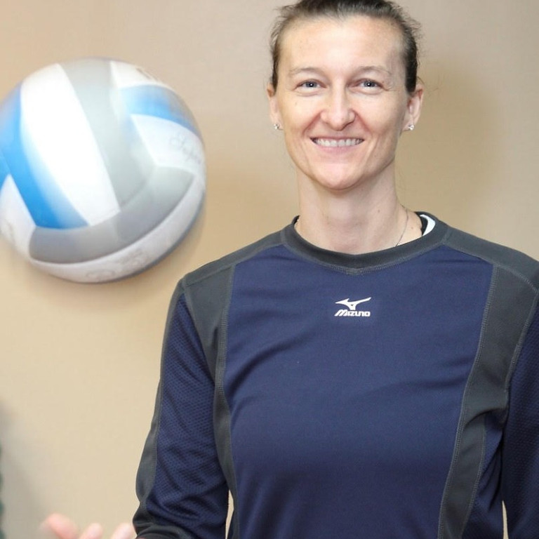 Positional Clinics with coach April Fricke