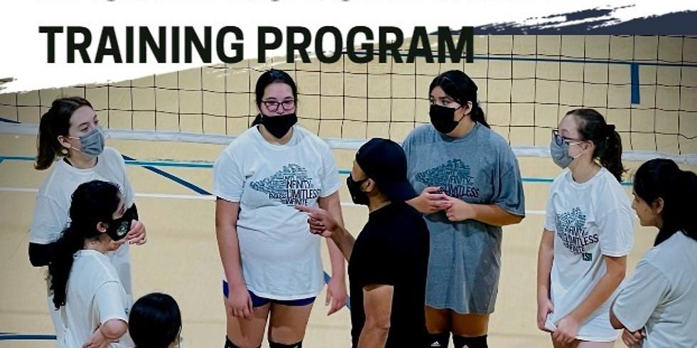 LSA/L,VB Beginners Training Volleyball Academy