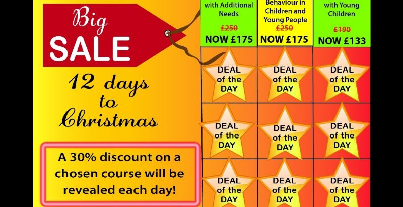 Here is the third day offer!