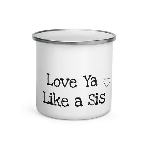 Enamel Mug - sis