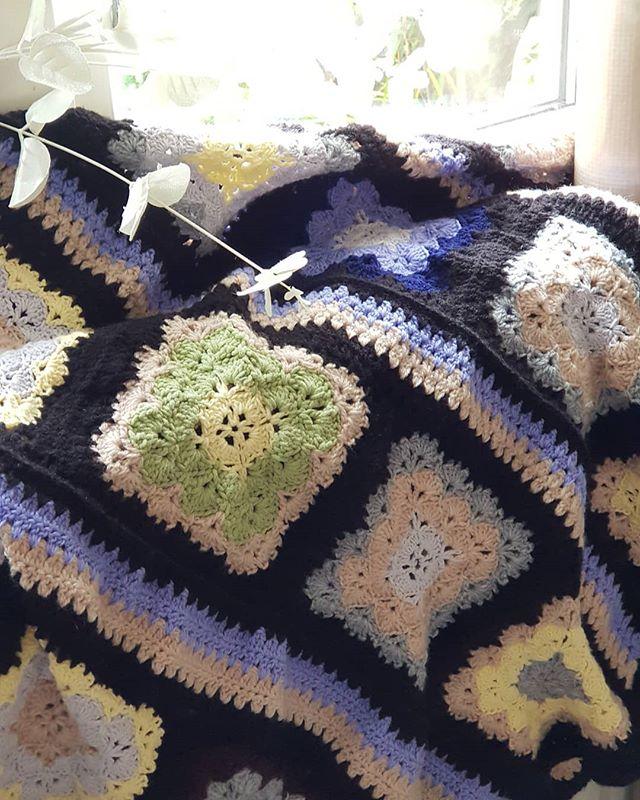#crochet #square #inspire #creative #mul