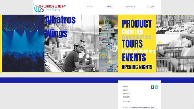 Albatros Wings Travel Agency