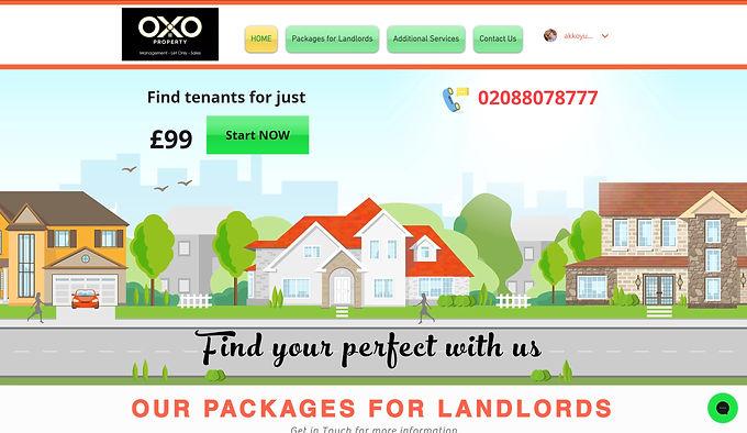 OXO Properties