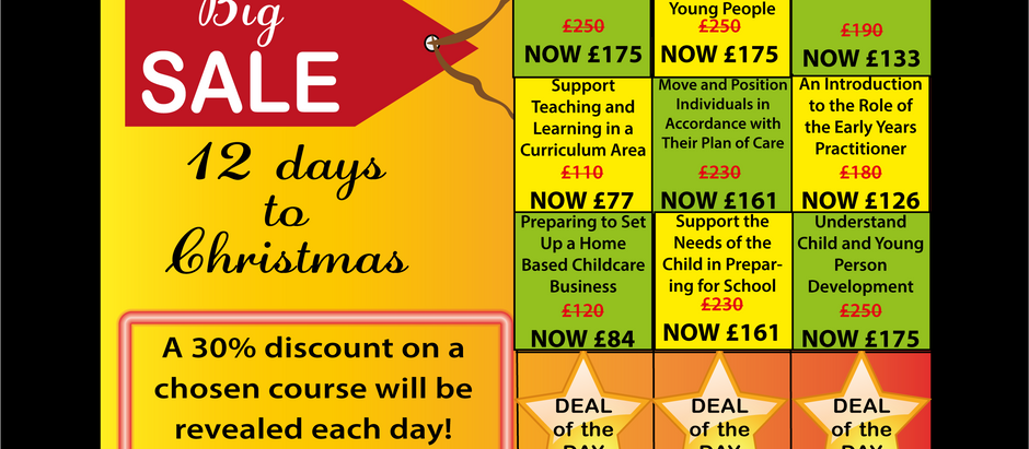 9th Day of Christmas OFFER!
