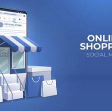 Facebook shop / catalogue £100