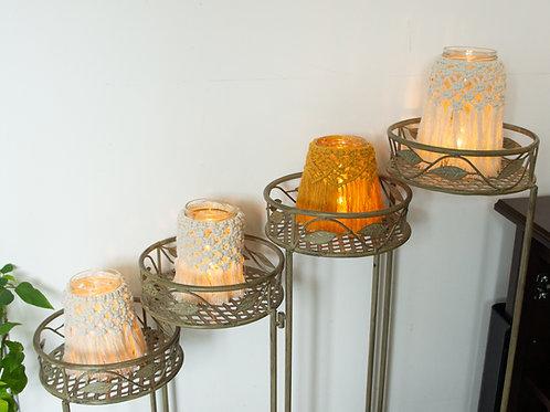 Macramé Candle Holder, Vase, Lantern, Jar Dressing Decor