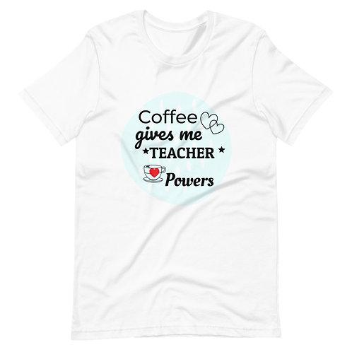 Short-Sleeve Unisex T-Shirt - teacher