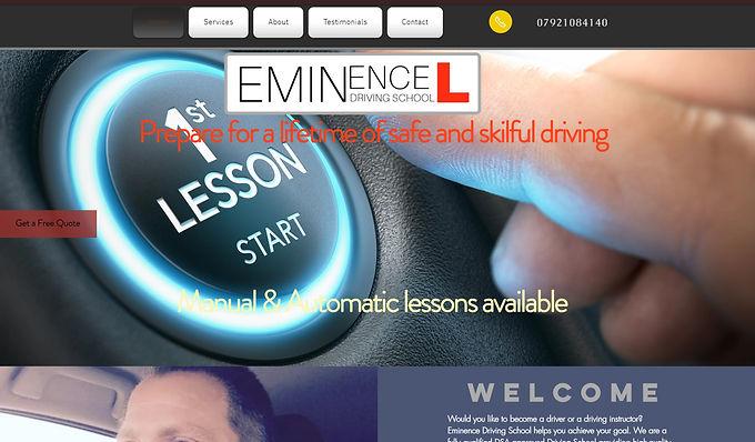 Eminence Driving School