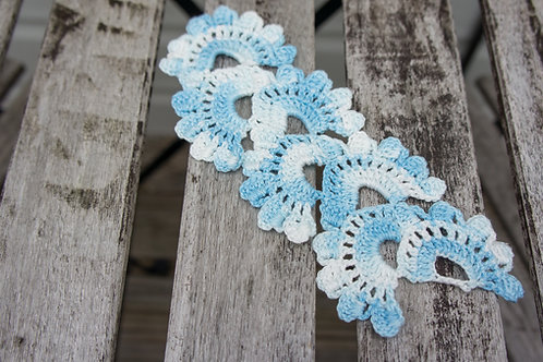 Fine Cotton Crochet Bookmarks