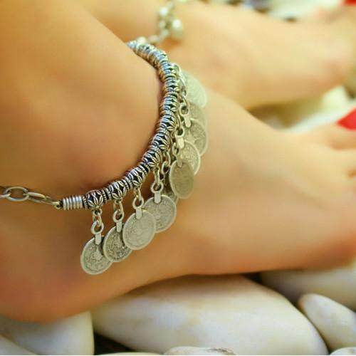 silver-plated-boho-ankle-bracelet-adjust