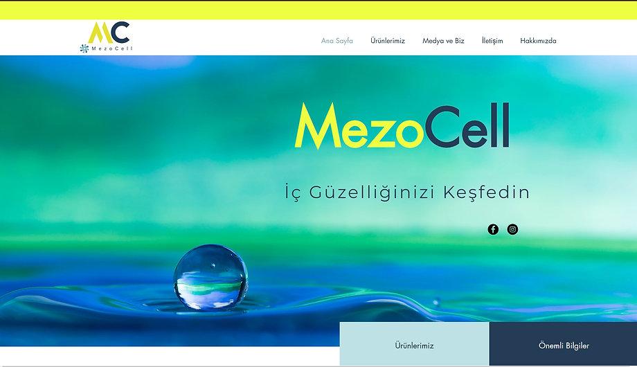 Single Page Simple Website