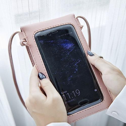 Tounch Screen Purse Cellphone Bag Fashion Daily Use Card Holder