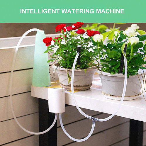Intelligent Garden Automatic Watering Pump Controller Indoor