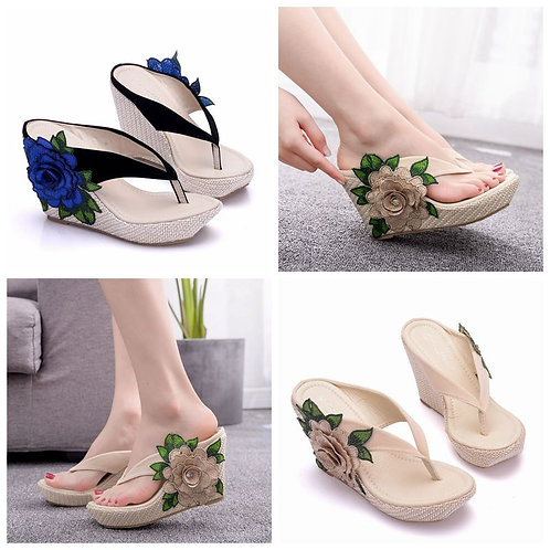 Crystal Queen Woman Slippers Lady Home