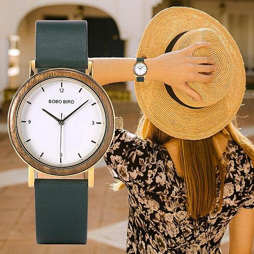 Montre Femme BOBO BIRD Wood Watches for Women