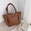 Thumbnail: Hot Sale Women Handbag Large Capacity Shoulder Bags High Quality