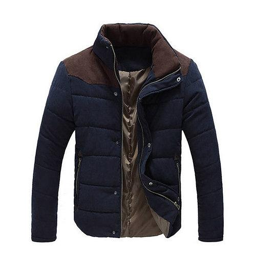 Winter Jacket Men Warm Causal Parkas Cotton Coat Male Outwear Coat Size M-4Xl
