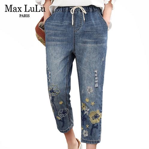 Max LuLu 2020 Chinese Summer Fashion Style Ladies Vintage