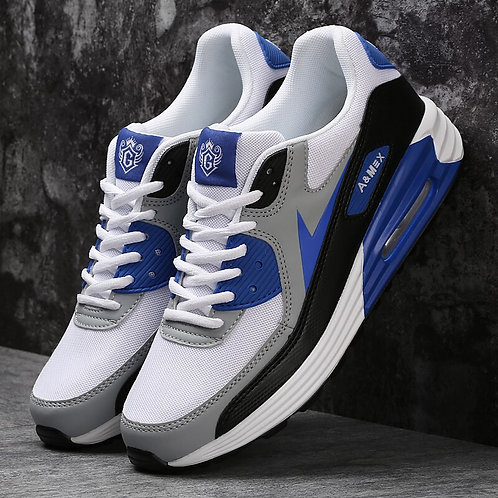 2020 Air Cushion Men's Sneakers Casual Breathable Shoes Running