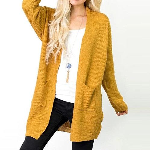 2019 Autumn Winter New Fashion Slim   Women Solid Long Sleeve