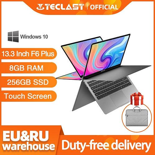 Teclast F6 Plus Laptop 13.3 Inch Notebook 8GB RAM 256GB ROM