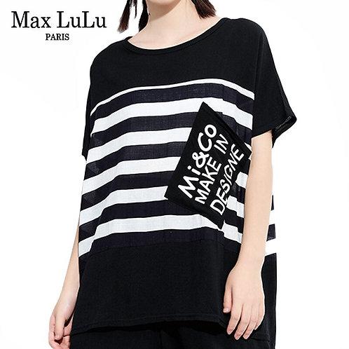Max LuLu 2020 Autumn Punk Streetwear European Luxury Designer