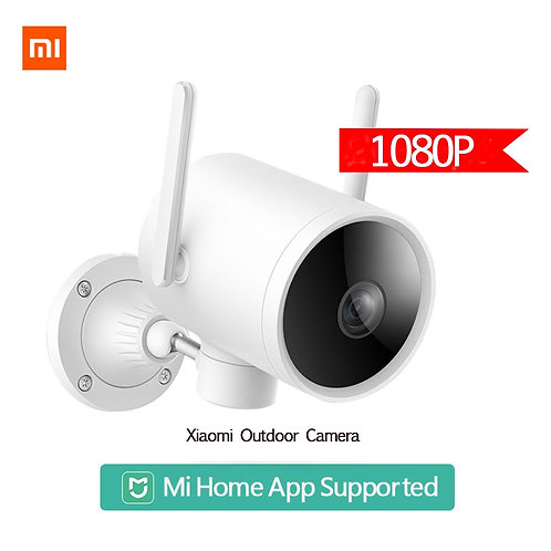 2020 Xiaomi Smart Outdoor Camera Waterproof IP66 WIFI Webcam