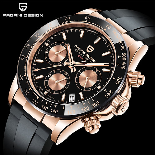 PAGANI DESIGN New Top Brand Men Automatic Watches Sapphire Business Men