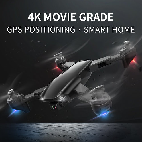 SG701-S GPS Foldable RC Drone 4K HD Remote Control Drone