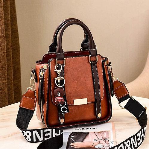 Fashion PU Leather Ladies HandBags Women Messenger Bags