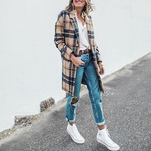 New Fashion 2020 Brand Women's Jackets Speed Bribe Loose Long