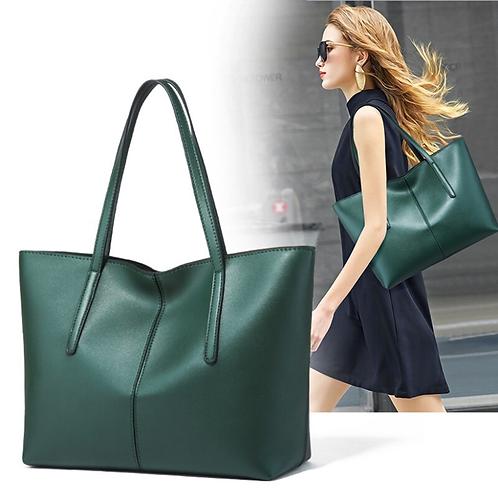 Brand Women Leather Handbags Women's PU