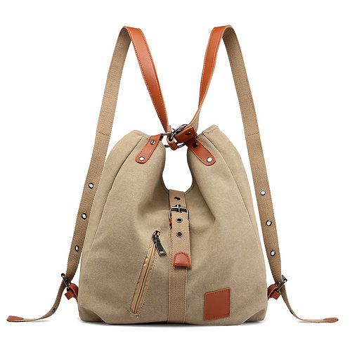 Canvas Women Shoulder Bags High Quality Multifunction Women