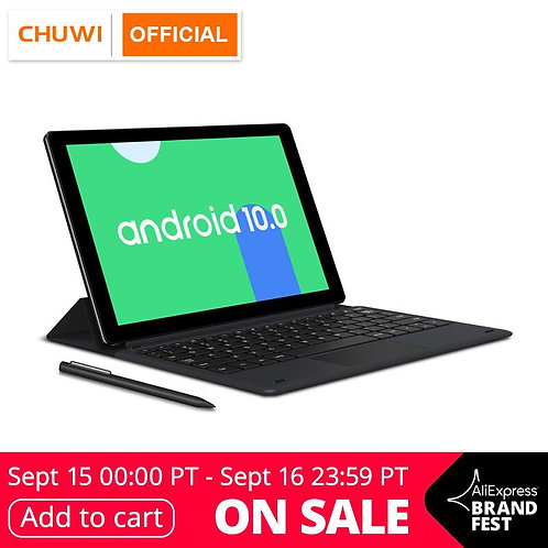 CHUWI HiPad X 10.1 Inch Android 10 Tablet PC Helio MT6771