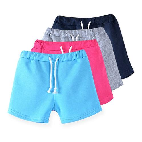 SheeCute New  Candy Color Girls Shorts Hot Summer Boys Beach
