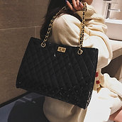 Luxury Handbags for Women Brand Tote Designer Chain Large